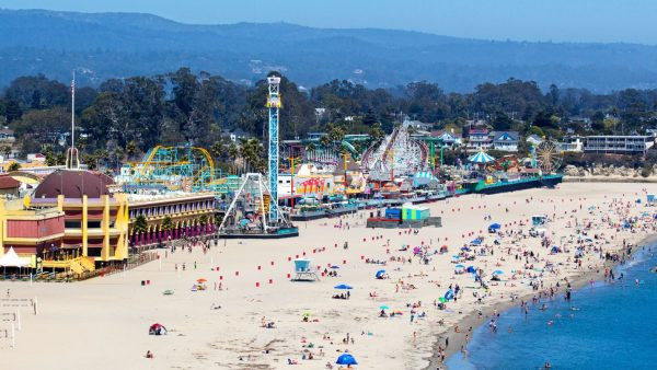 Boardwalk Amusement Park