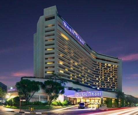 The Dusit Thani Hotel, dubai
