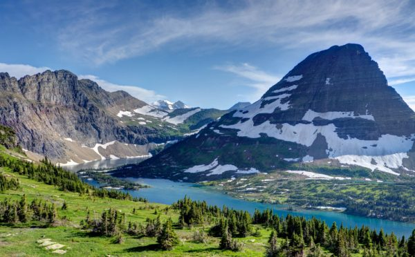 The Glacier National Park 600x372 - Top Beautiful Places in Canada for Holiday Sessions