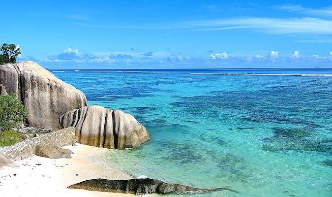 The Seychelles Island