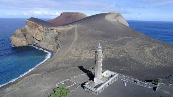 Capelinhos in Azores - HiideeMedia