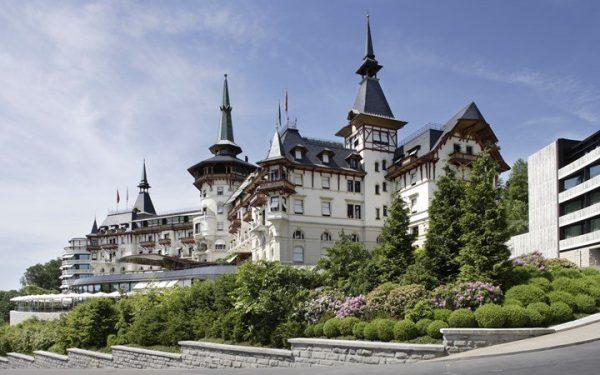 Dolder Grand Hotel, Switzerland