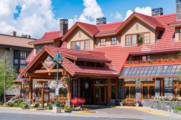 The Banff Ptarmigan Inn - HiideeMedia