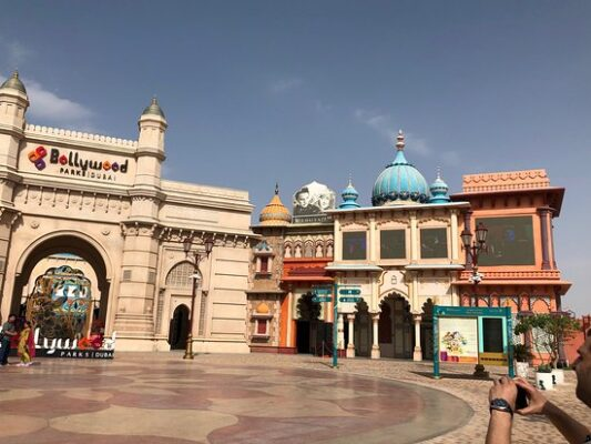 Day Out at Bollywood Parks