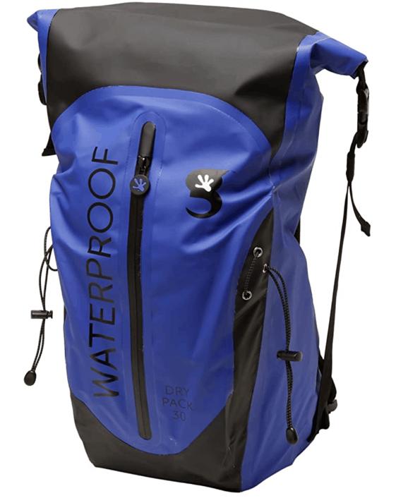 Geckobrands Waterproof 30L Backpack - Best Waterproof Backpacks for Your Next Trip