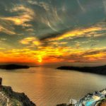 Watch the Sunset at Oia, Santorini