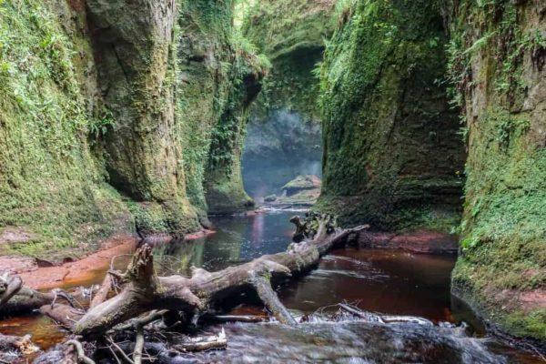 Finnich Glen Scotland