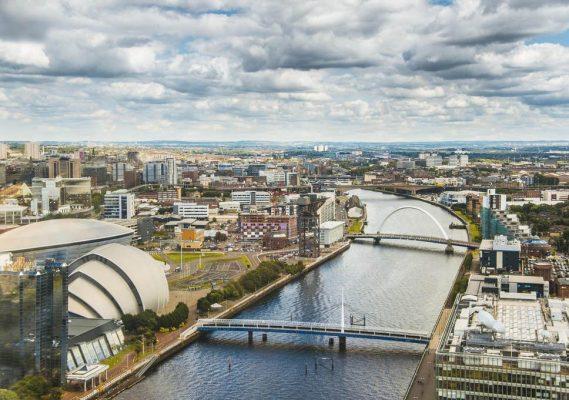 Glasgow Scotland - HiideeMedia
