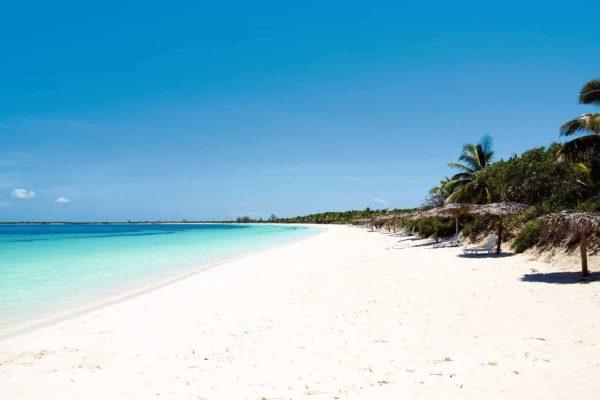 Santa Maria Beach, Cuba