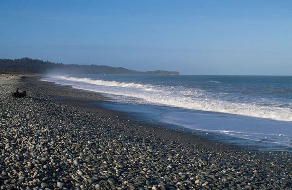 Gillespies Beach, West Coast, Newzealand
