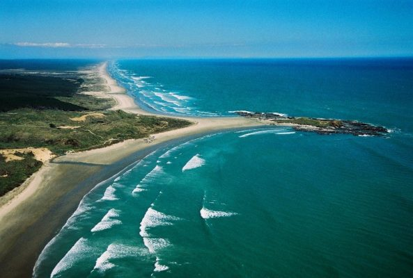 Ninety Mile Beach, Northland, Newzealand