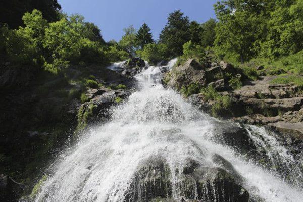 Todtnau Waterfall in Baden Wuttemberg - HiideeMedia