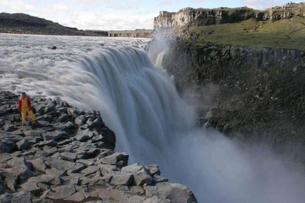 DETTIFOSS VatnajJökull National Park - Iceland Waterfalls, Northeast Region