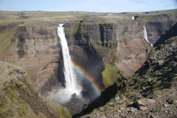 HÁIFOSS Þjórsárdalur, South Region - Iceland Waterfalls