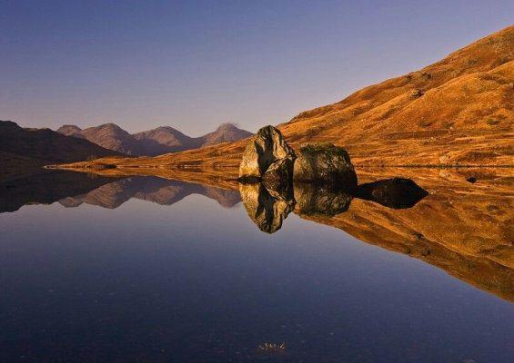 Loch Arklet Scotland Lakes