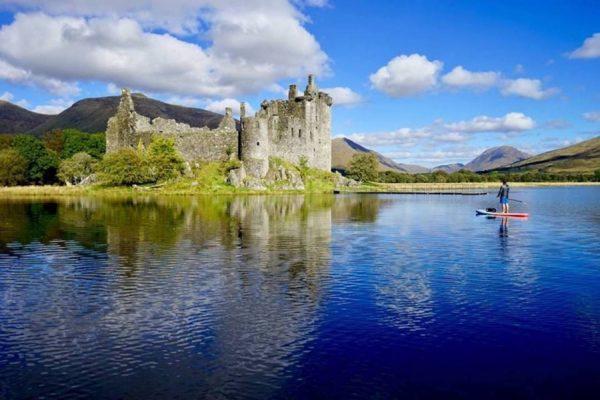 Loch Awe Scotland Lakes