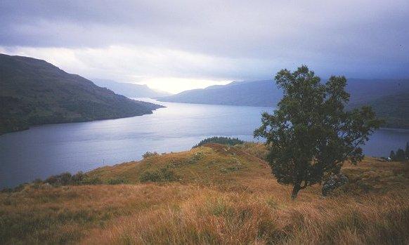 Loch Katrine Scotland Lakes
