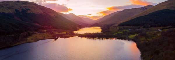 Loch Lomond Scotland Lakes
