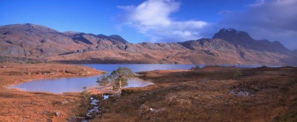 Loch Maree Scotland Lakes