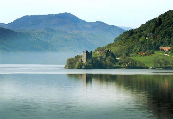 Loch Ness Scotland Lakes