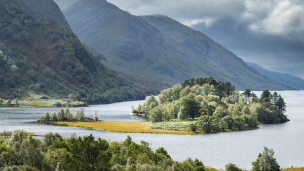 Loch Shiel Scotland Lakes