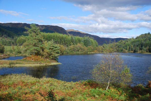 Loch Trool Scotland Lakes