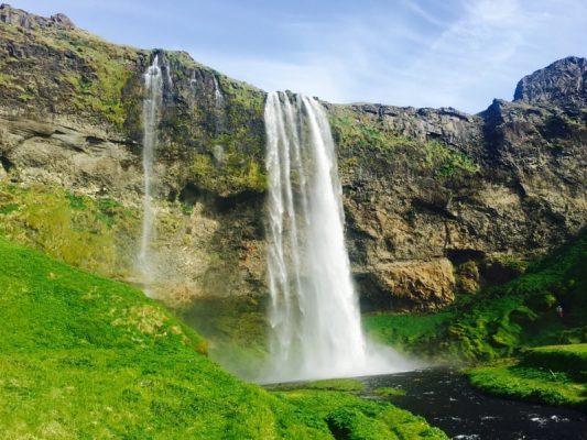 Seljalandsfoss-waterfall iceland - Iceland Waterfalls