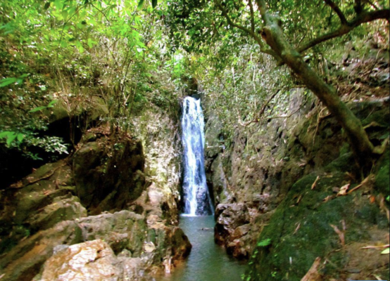 Bang Pae Thailand Waterfalls