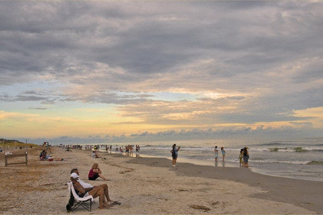 COLIGNY BEACH - Top Best Beaches in the U.S.A. to Visit