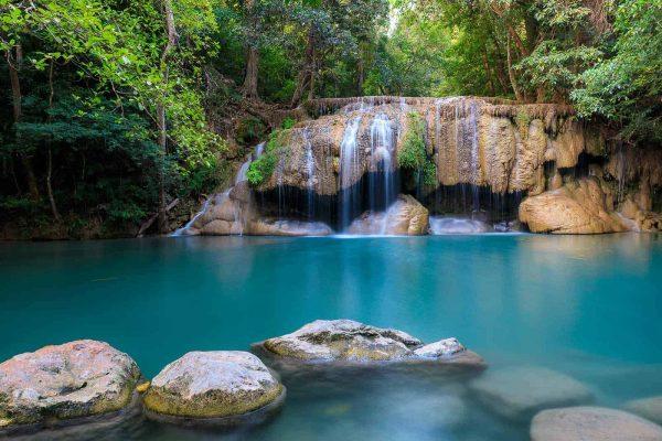 Erawan Waterfall Thailand Thailand Waterfalls