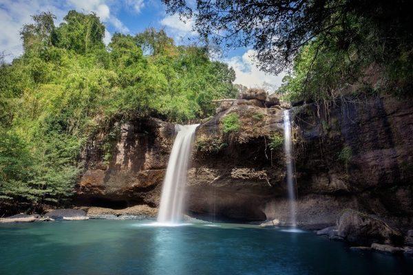 Haew Suwat Thailand Waterfalls