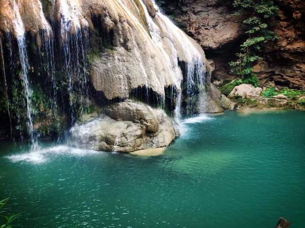 Koh Luang Waterfall Thailand Waterfalls