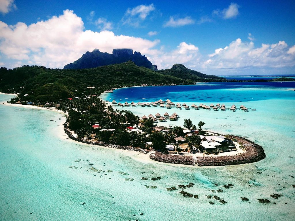 MATIRA BEACH BORA BORA 1024x768 1 - World Tropical Beaches to Visit