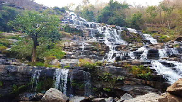 Mae Ya Waterfall Thailand Waterfalls