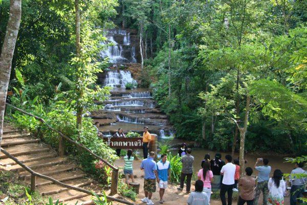 Pha Charoen Waterfall Thailand Waterfalls