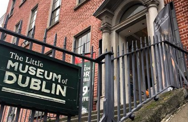 THE LITTLE MUSEUM OF DUBLIN 600x391 1 - HiideeMedia