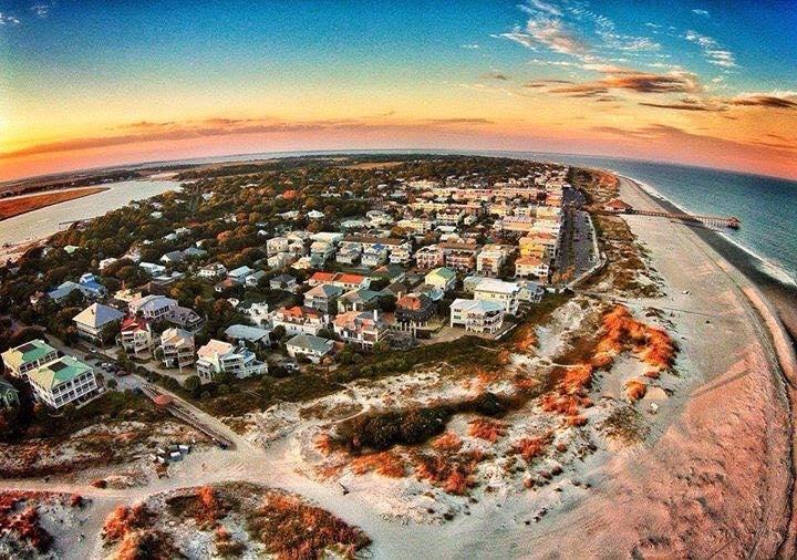 American seaside towns