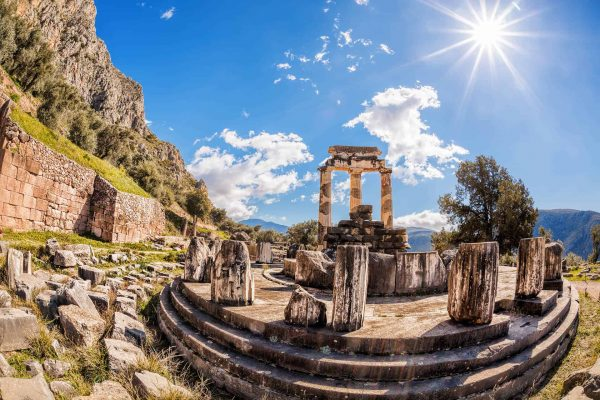 Greece tourist attractions