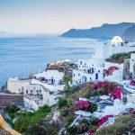 Greece Santorini - greece tourist attractions