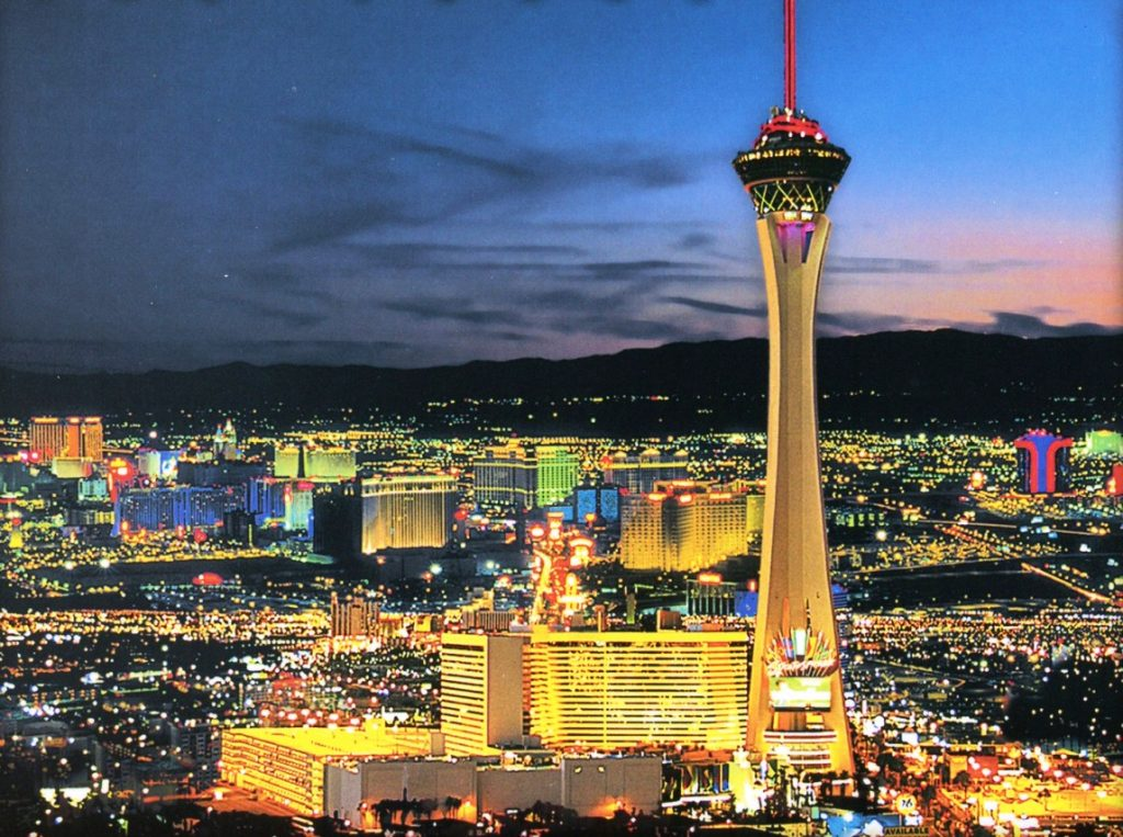 Stratosphere Tower - Las Vegas Attractions