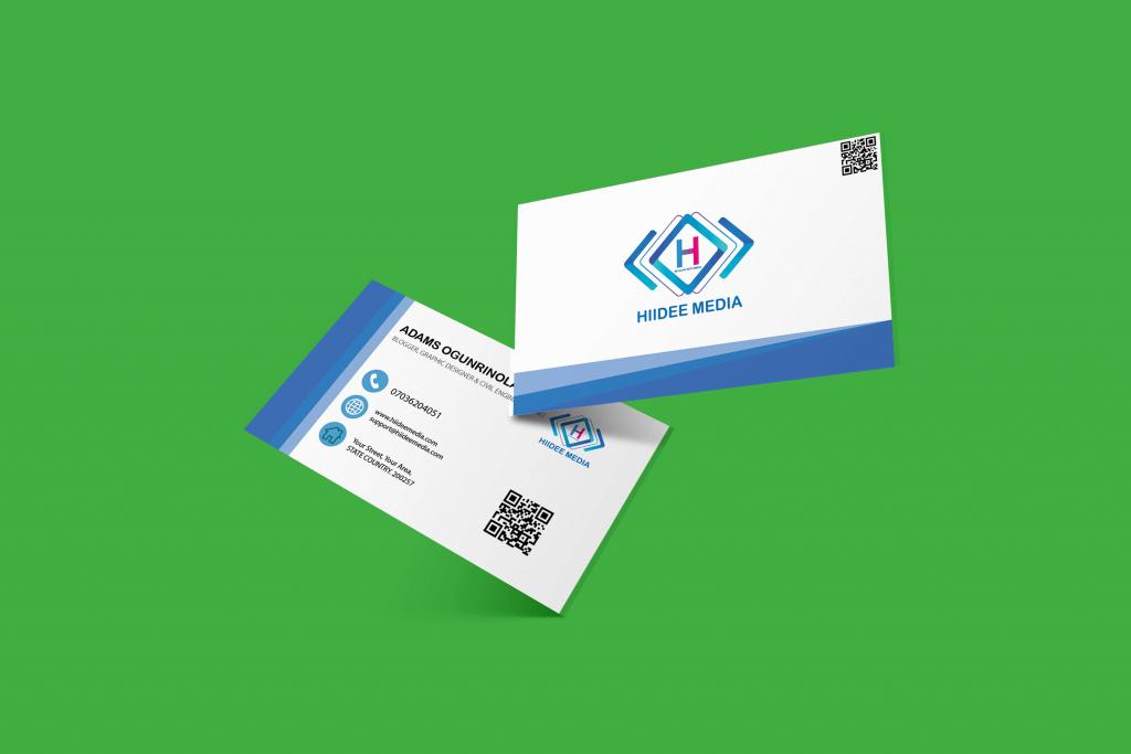 hdm business card