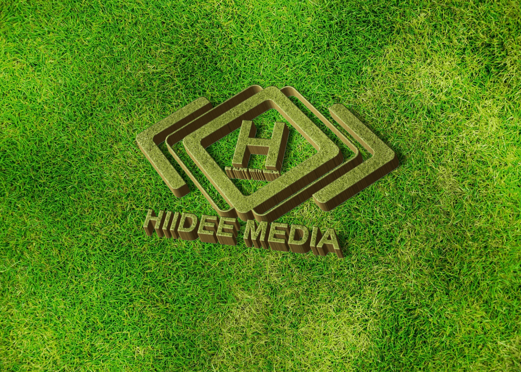 hiideemedia grass design