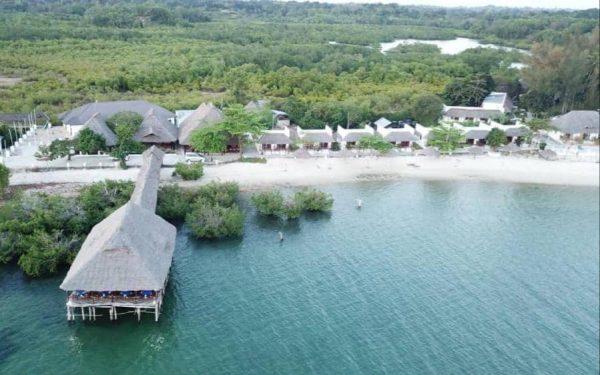Misali Beach - top beaches in Tanzania