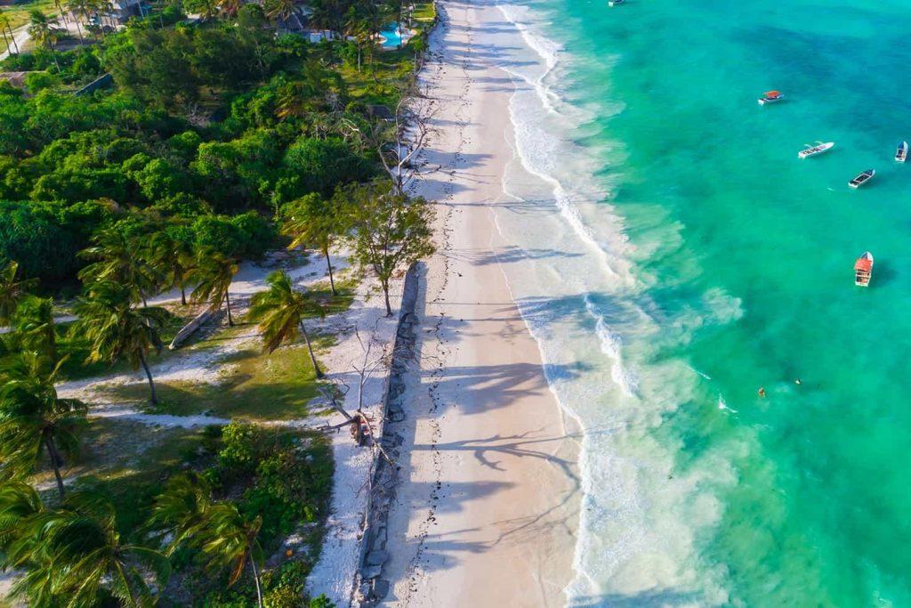 Paje Beach - Tanzania beaches