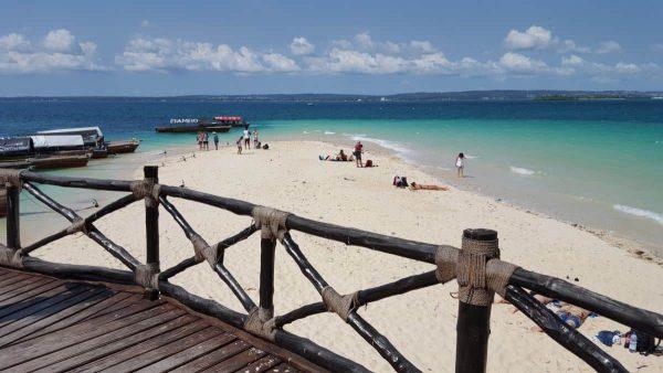 Prison Island, Tanzania Beaches