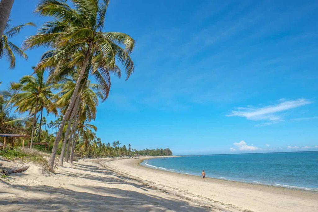 Ushongo Beach - beautiful Tanzania beaches