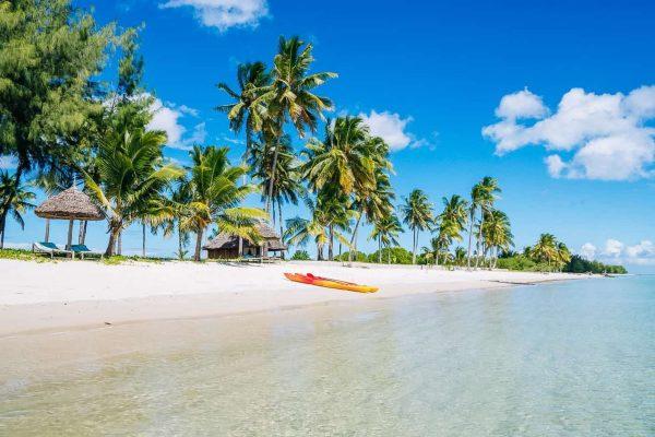 Utende Beach - beaches in Tanzania