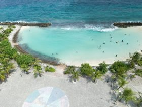 Artificial Beach Maldives Attractions