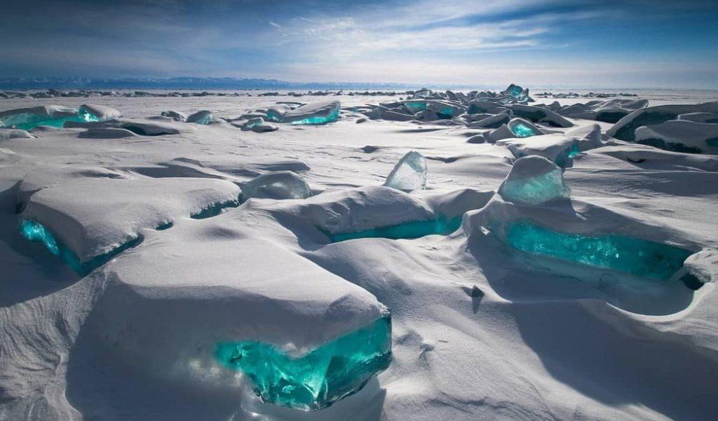 Baikal Lake Russia - Russia Tourist Attractions
