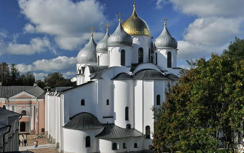 Cathedral of St. Sophia, Novgorod Russia